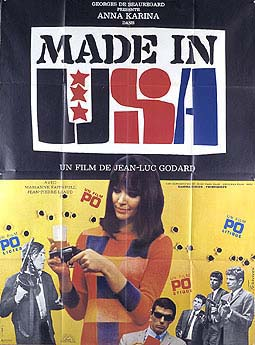 MADE IN USA (Made in U.S.A.) @ FilmPosters.com