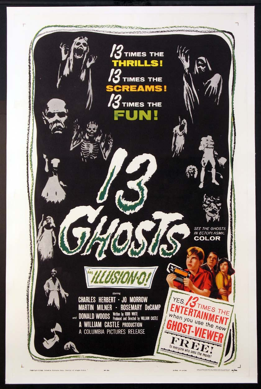 THIRTEEN GHOSTS (13 Ghosts) @ FilmPosters.com