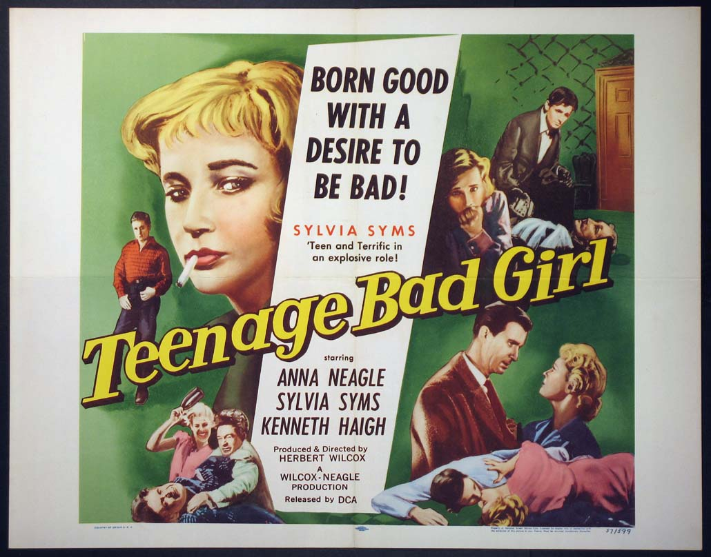 TEENAGE BAD GIRL @ FilmPosters.com