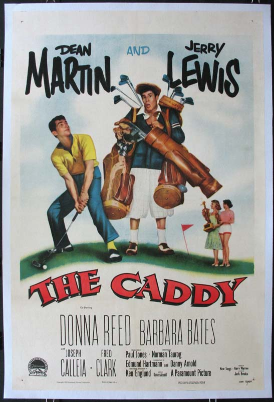 CADDY, THE (The Caddy) @ FilmPosters.com