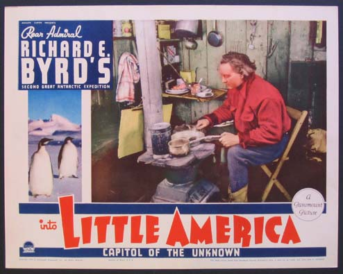 LITTLE AMERICA Capitol of the Unknown @ FilmPosters.com