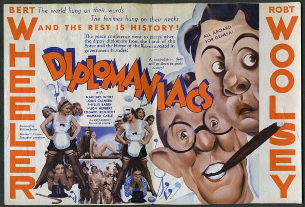 DIPLOMANIACS @ FilmPosters.com