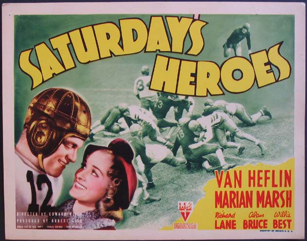SATURDAY'S HEROES @ FilmPosters.com