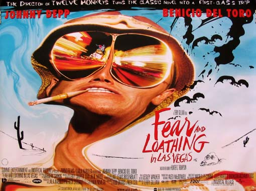 FEAR AND LOATHING IN LAS VEGAS @ FilmPosters.com