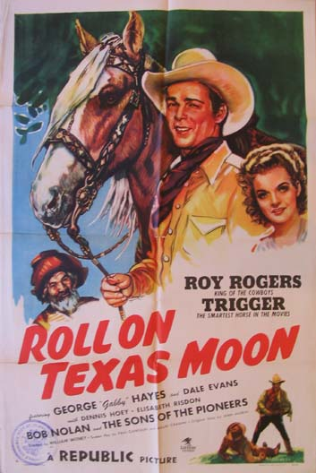 ROLL ON, TEXAS MOON (Roll On Texas Moon) @ FilmPosters.com