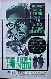 RETURN OF MR. MOTO, THE @ FilmPosters.com