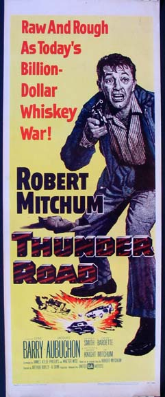 THUNDER ROAD @ FilmPosters.com