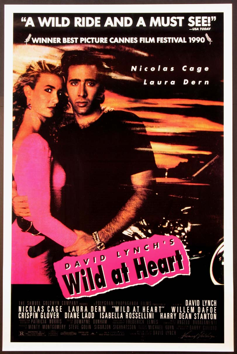 WILD AT HEART @ FilmPosters.com