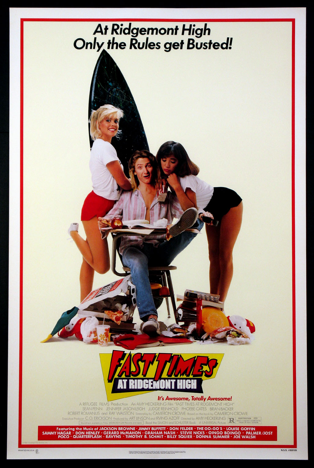 FAST TIMES AT RIDGEMONT HIGH @ FilmPosters.com