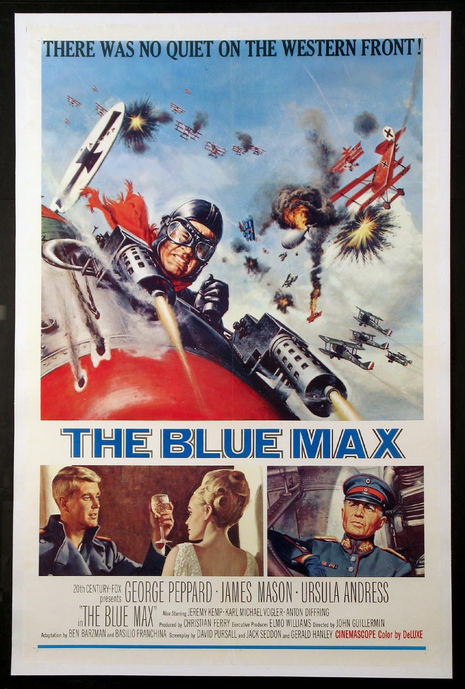 BLUE MAX, THE (The Blue Max) @ FilmPosters.com