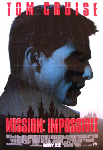 MISSION: IMPOSSIBLE (Mission Impossible) @ FilmPosters.com