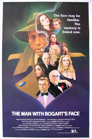 MAN WITH BOGART'S FACE, THE @ FilmPosters.com