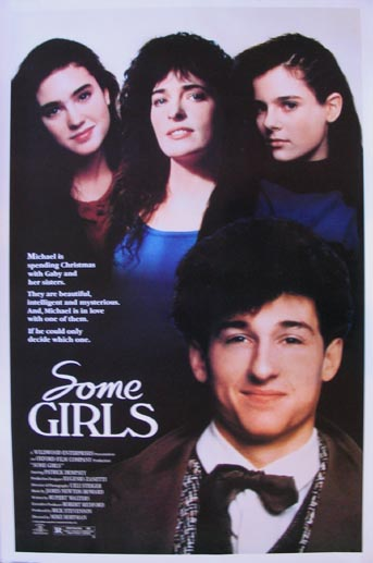 SOME GIRLS @ FilmPosters.com