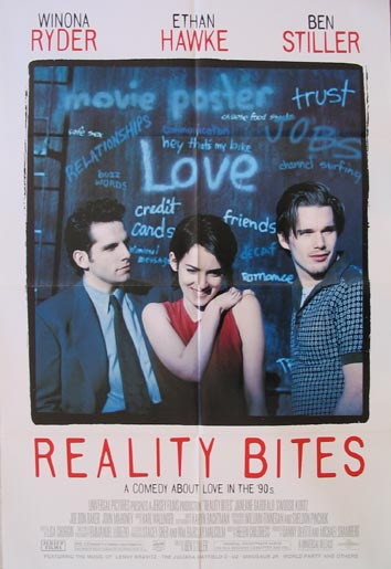 REALITY BITES @ FilmPosters.com