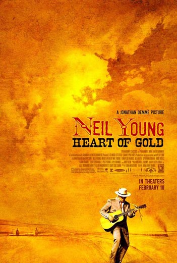 NEIL YOUNG: HEART OF GOLD @ FilmPosters.com