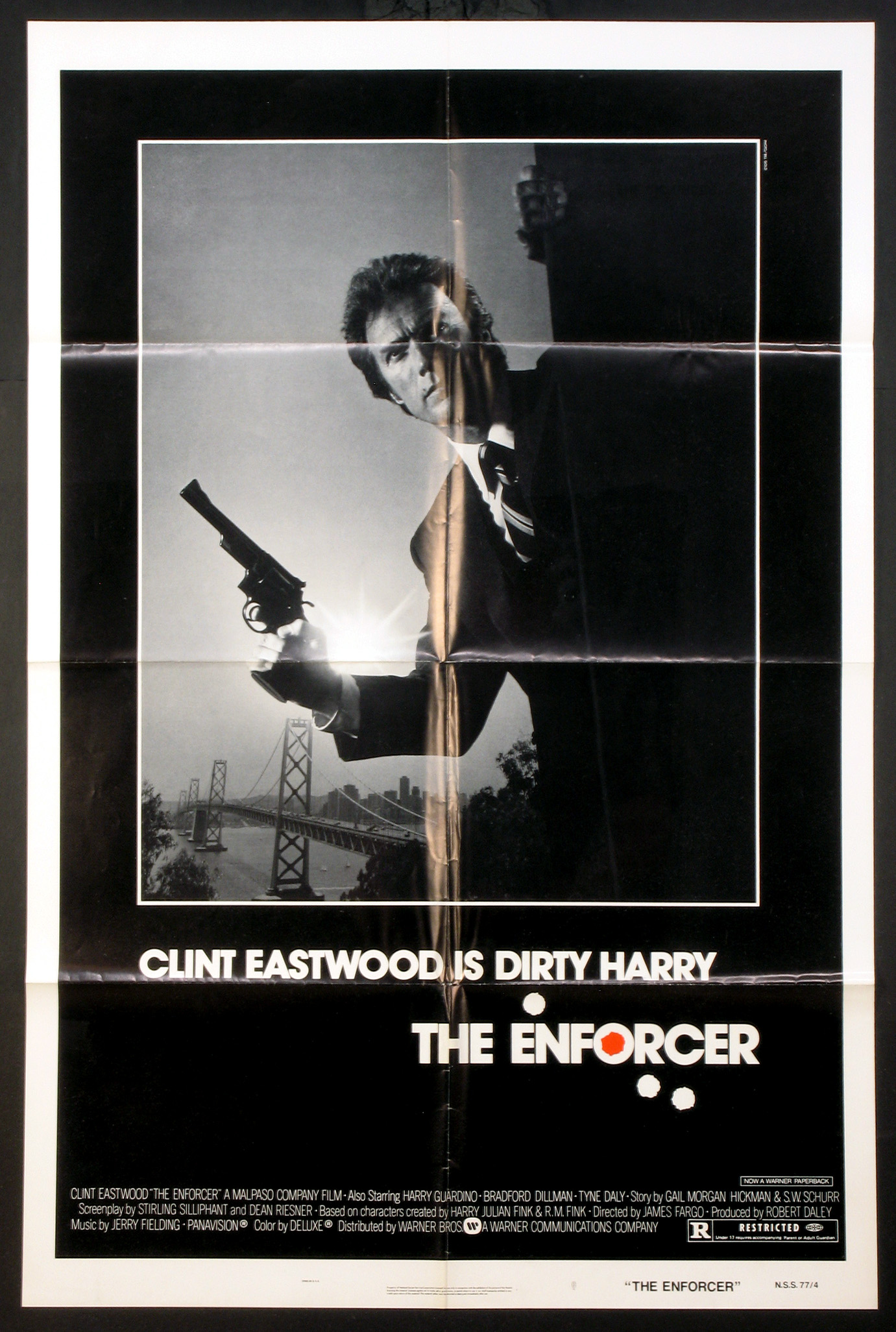 ENFORCER, THE (The Enforcer) @ FilmPosters.com