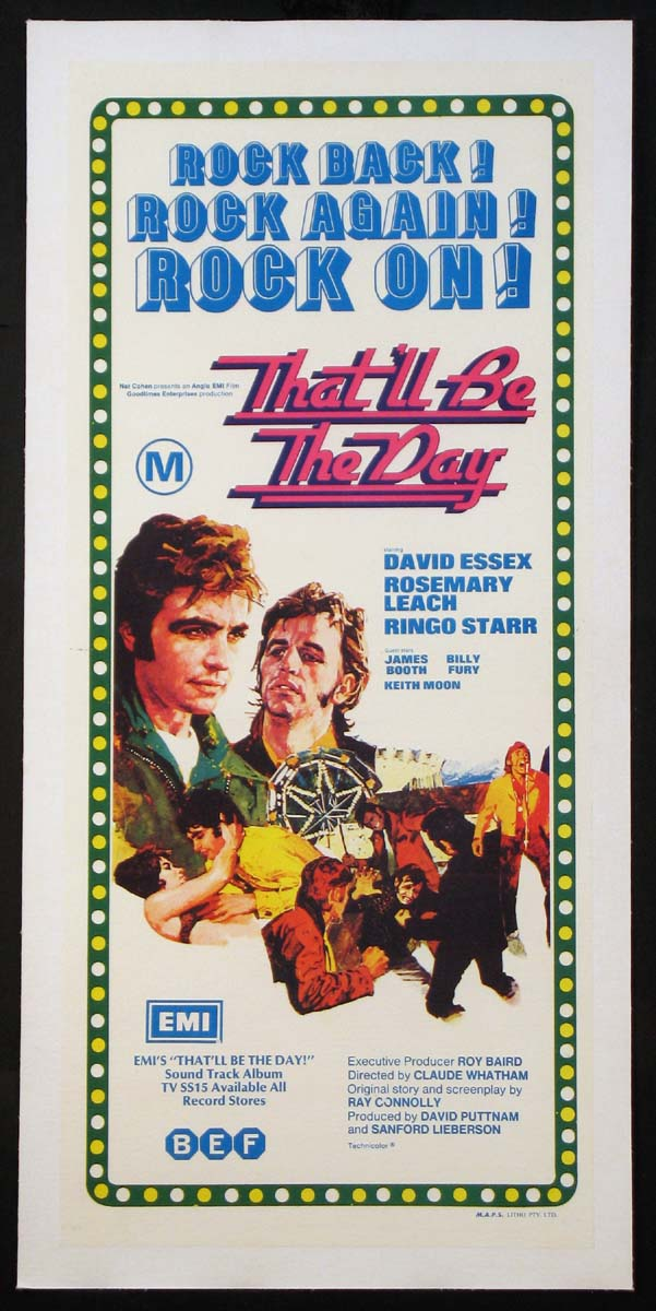 THAT'LL BE THE DAY @ FilmPosters.com