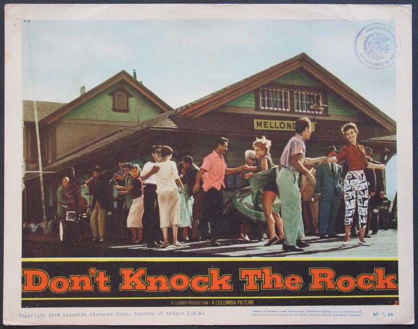 DON'T KNOCK THE ROCK @ FilmPosters.com