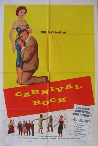 CARNIVAL ROCK @ FilmPosters.com