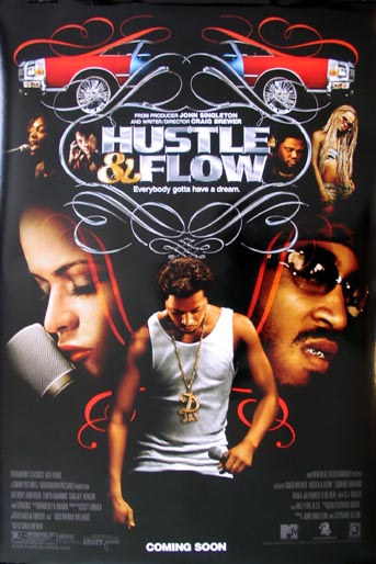 HUSTLE AND FLOW (Hustle & Flow) @ FilmPosters.com