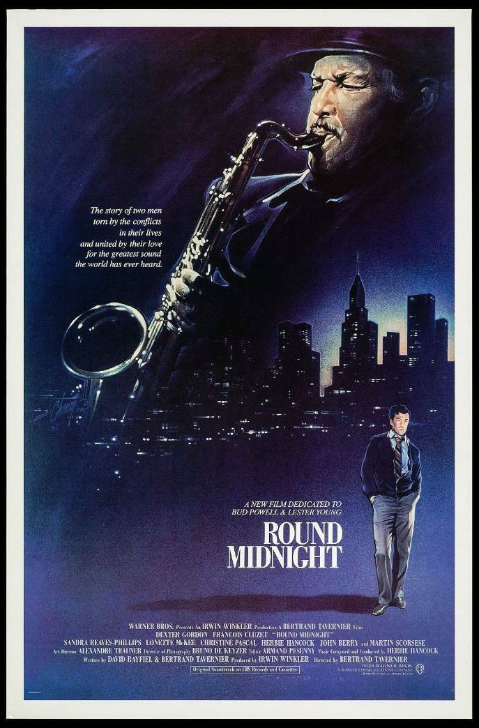 ROUND MIDNIGHT ('Round Midnight) @ FilmPosters.com