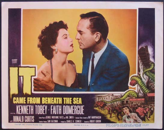IT CAME FROM BENEATH THE SEA @ FilmPosters.com