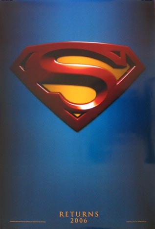SUPERMAN RETURNS @ FilmPosters.com