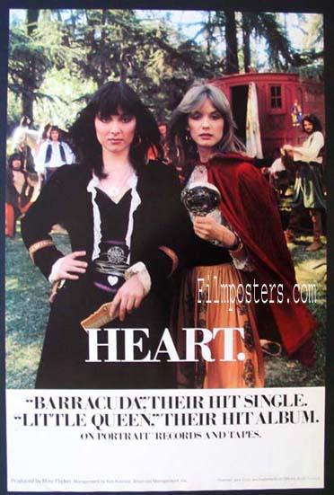 HEART LITTLE QUEEN PROMO POSTER @ FilmPosters.com