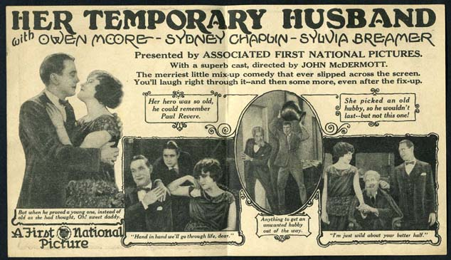 HER TEMPORARY HUSBAND @ FilmPosters.com