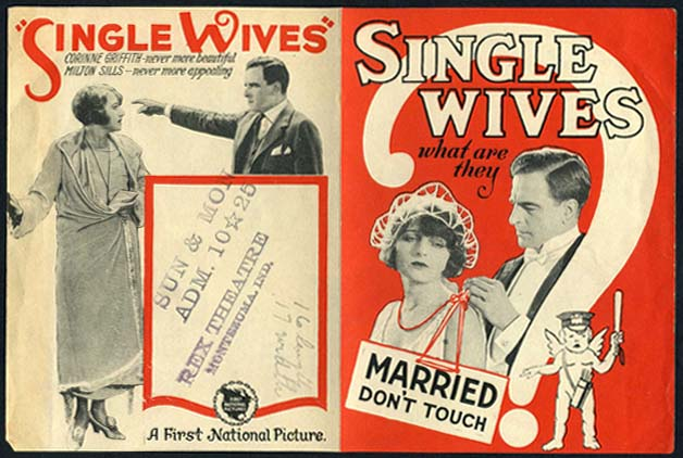 SINGLE WIVES @ FilmPosters.com
