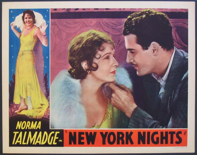 NEW YORK NIGHTS @ FilmPosters.com