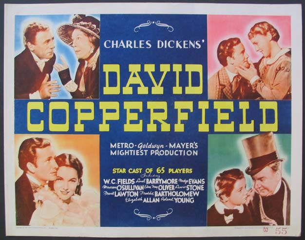 DAVID COPPERFIELD @ FilmPosters.com