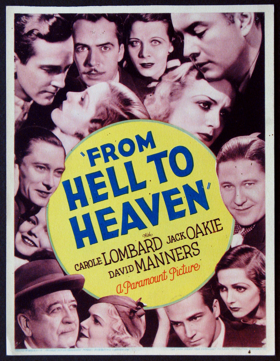 FROM HELL TO HEAVEN @ FilmPosters.com