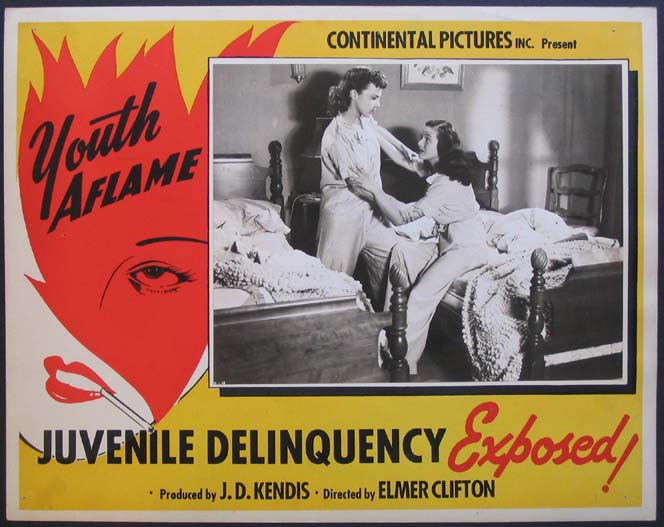 YOUTH AFLAME @ FilmPosters.com