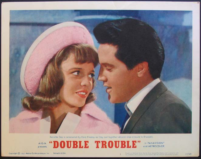 DOUBLE TROUBLE @ FilmPosters.com