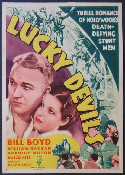 LUCKY DEVILS @ FilmPosters.com