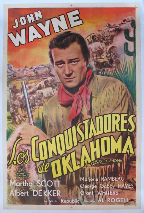 IN OLD OKLAHOMA @ FilmPosters.com