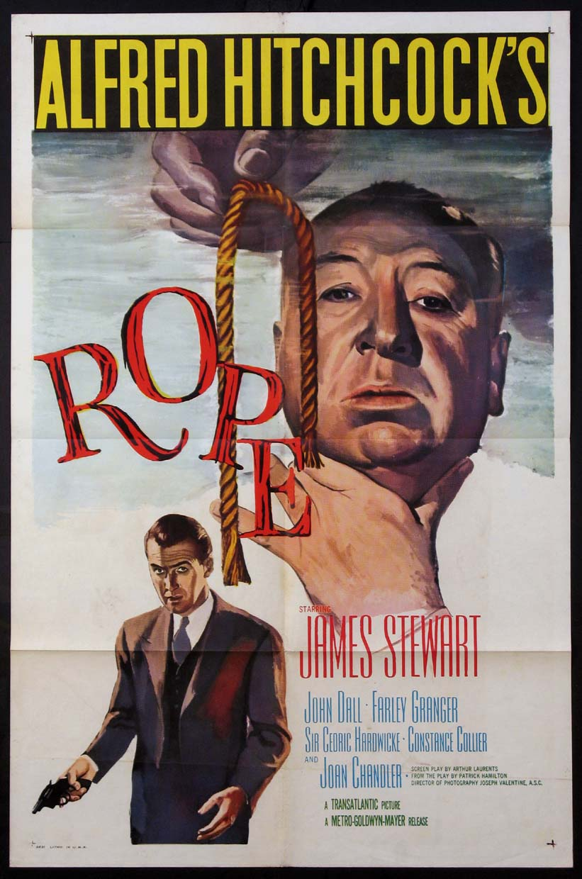 Image result for rope movie poster