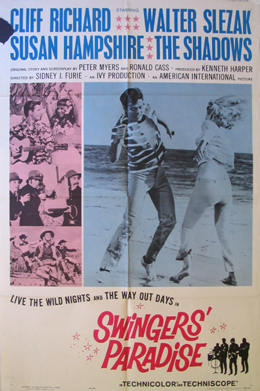 SWINGERS' PARADISE @ FilmPosters.com