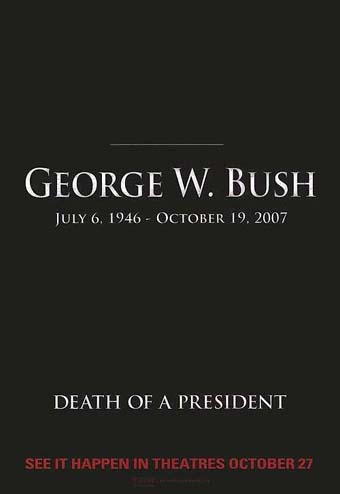 DEATH OF A PRESIDENT @ FilmPosters.com