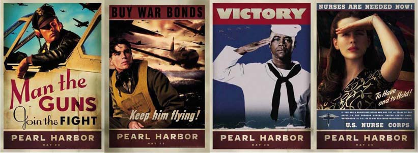 PEARL HARBOR @ FilmPosters.com