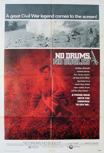 NO DRUMS, NO BUGLES @ FilmPosters.com