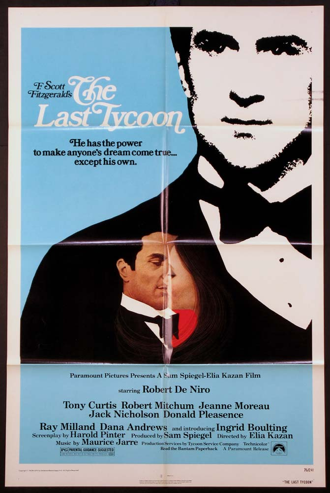 LAST TYCOON, THE (The Last Tycoon) @ FilmPosters.com