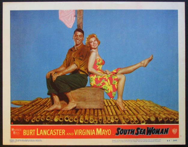 SOUTH SEA WOMAN @ FilmPosters.com