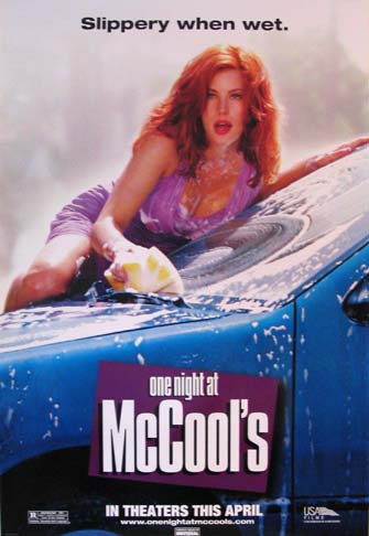 ONE NIGHT AT MCCOOL'S @ FilmPosters.com