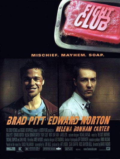 FIGHT CLUB @ FilmPosters.com