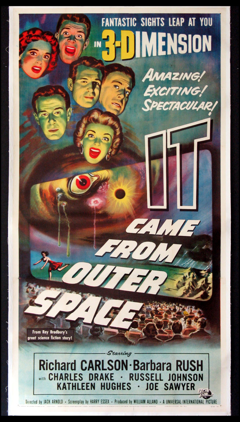 IT CAME FROM OUTER SPACE @ FilmPosters.com