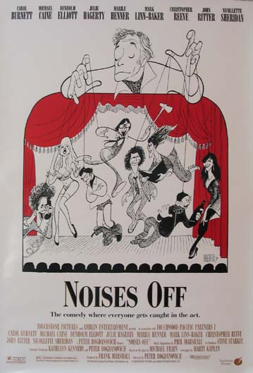 NOISES OFF @ FilmPosters.com