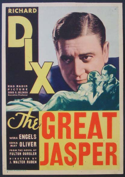 GREAT JASPER, THE (The Great Jasper) @ FilmPosters.com