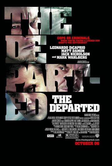 DEPARTED, THE (The Departed) @ FilmPosters.com